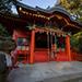 元禄時代の社殿を再現した中津宮